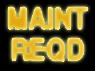 maint_reqd